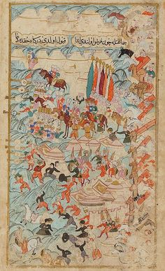 Seyyid Lokman-The Battle of Hacova (Keresztes) in Hungary in 1596 (When the Ottomans Vanquished the Hapsburg Forces )