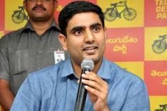 Heir of AP Chief Minister and TDP supreme Nara Chandrababu Naidu, Nara Lokesh has been the man running the show from behind the screen for so long for Telugu Desam Party. Already, there is talk that for the 2019 assembly elections, Lokesh will be Telugu Desam Party, Crocodile Tears, Behind The Screen, The Heirs, The Man, Nara, Presidents, Fictional Characters, Supreme