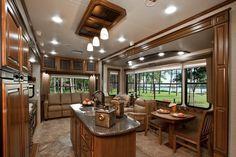 < Heartland Luxury Fifth Wheels   Heartland RVs 3260 Elite