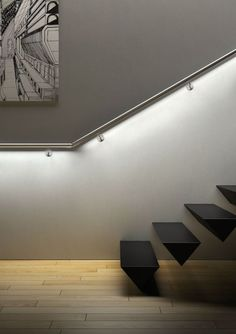 Modular Triangular Staircase