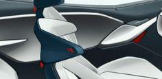 Mike T. Wang's design blog: Genesis LAN Concept