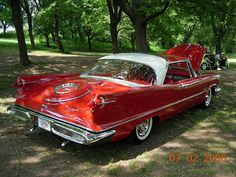 1959 Chrysler Imperial Coupe