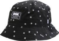 DGK Digi Dot Bucket Hat - black
