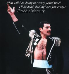 Freddie Mercury quotes | From the song A Winters Tale