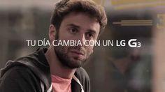LG G3 - ¿Le cree? #TuDiaCambiaConLGG3 - Marcela Kloosterboer