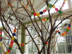 I can make some candy/marshmallow garlands for decor too?