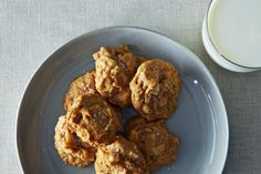 Lil's Favorite One Bite Banana Cookies, a recipe on Food52 Not sure about using curry powder though. Maybe cardomom with cinnamon as a substitute.