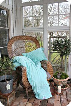 Växthusmys ~ Greenhouse coziness