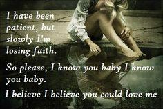 I Know You~Skylar Grey