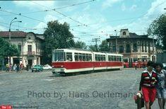1980 - Piata Chirigiu - Trecut şi prezent pe Calea Rahovei | Bucurestii Vechi si Noi