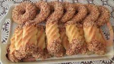 بكأس غير ربع زيت عملة 53حبة حلوة جافة بيشكلين بنتهم رهيبة - YouTube Arabic Sweets, Food Crafts, Doughnut, Biscuits, Cooking Recipes, Breakfast, Islam, Pizza, Interior Design