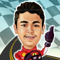 Formula 1 hero