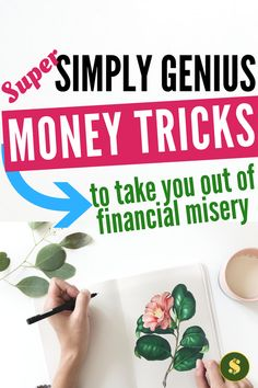 When you're struggling with saving money and want to quit, these secret saving monthly tips are a great option. You'll learn budget hacks, debt strategies, and frugal living hacks, etc. no one has told you. These personal finance tips have been cut down t Make Easy Money, Make Money Now, Ways To Save Money, Money Saving Tips, Money Tips, Money Hacks, Earn Money, Living On A Budget, Frugal Living Tips