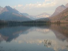 Mango's 2014 Continental Divide Trail Photos : Red Eagle Lake at sunset