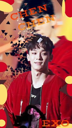 EXO Chen By:Lili Exo Chen, Lock Screens, Lily, Wallpapers, Movie Posters, Movies, Pictures, Films, Film Poster