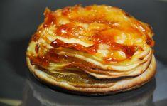 recette tarte pommes assiettes gourmandes Jacques Génin