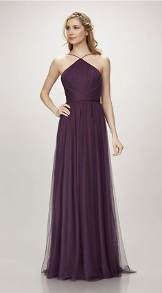 Purple Bridesmaid Dresses to Shop Now | TheKnot.com                                                                                                                                                                                 More
