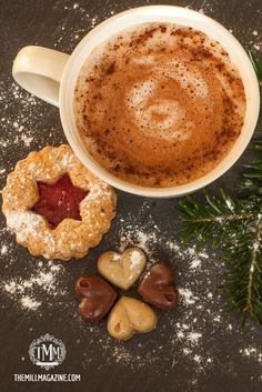 Gifts to SHARE... #christmascookies #hotcocoa #holiday #shoplocal #smallbusiness #charlottenc #mecklenburgnc #uptownclt #plazamidwood #southendclt #ballantyne #dilworth #noda #matthewsnc #localist #carolinapiedmont #themillmag #explorethemill #madeinthemill #704 #803