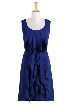 eshakti.com-- this site is a revelation! Pieces are customizable--add sleeves, change necklines and enter your height, so it is actually the length they say it is. amazing.