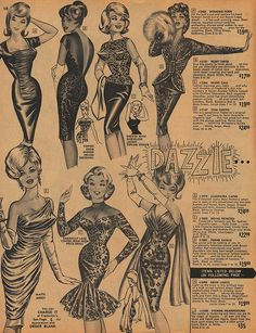 Fall 1963 Frederick's of Hollywood catalog...... if only they were still the same price
