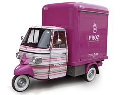 Piaggio Ape Tm Camper We Could Go Places In This On