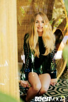 Britt Robertson interview—the actress you're going to want to know about