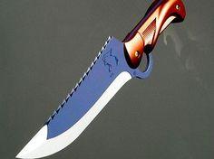 Jefferson Spivey, Sabertooth Knife Collectors,