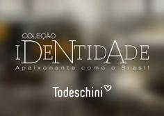 A Todeschini buscou inspiração na formação antropológica do povo brasileiro para apresentar a Coleção Identidade.