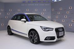 Audi A1 SAMURAI BLUE Limited Edition