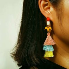 Drop Earrings, Jewelry, Jewlery, Bijoux, Schmuck, Drop Earring, Jewerly, Jewels, Jewelery