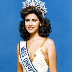 Deborah Carthy Deu .....Miss Universe 1985 from Puerto Rico