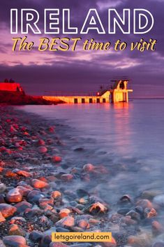 This is the ultimate guide for any question you might have about when is the best time to visit Ireland. Here you will find the best tips about the weather in Ireland or what's the best time to visit Ireland in general. You will find everything you need to know in a detailed month by month breakdown, when Ireland's peak tourist season is, when it is cheapest to travel to Ireland and a lot more!