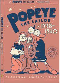 Popeye and Olive Oil 1940 - children's programs