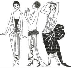a z 41 legjobb k p a z 1920 1930 fashion t bl n roaring 20s 1926 Oldsmobile Corpus Christi 1920s fashion sketch divatmodellek vintage divat n i divat viharos h szas vek gobelin