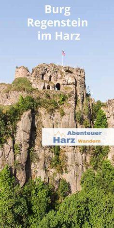 The castle Regenstein in the Harz was built into a sandstone cliff .- Die Burg Regenstein im Harz wurde in einen Sandsteinfelsen gehauen. … The castle Regenstein in the Harz was carved into a sandstone rock. Holiday Destinations, Europe Destinations, Places To Travel, Places To See, Les Continents, Travel Couple, Germany Travel, Asia Travel, Travel Around The World