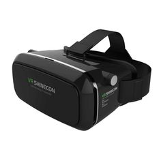 MyVision® 3D VR Glasses 3D VR Headset Virtual Reality Box with Adjustable Lens and Strap for iPhone 5 5s 6 plus Samsung S3 Edge Note 4 and 3.5-5.5 inch Smartphone for 3D Movies and Games. [Your own private 3D cinema anywhere] Smartphone turned into virtual reality viewer. Enjoy your own portable cinema more convenient than 3D viewing glasses and better than Google cardboard. Revel into the world of VR. Watch 3D movies and play games while siting, standing, lying on the porch, at home…