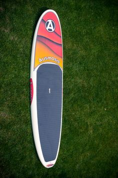 Lava Flo D-Man Pro 10' 31.5'' Wide, 4.5'' Thick 3-fin design Double concave hull Surfs amazing, easing turning, luggage plugs and  GoPro Mount $1349.00