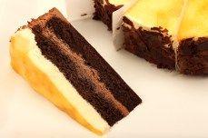 Gâteau choco-poires / Choco-Pear Cake