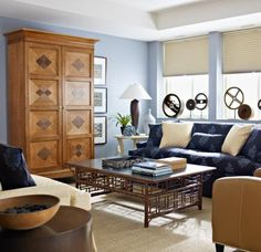 20 Comfortable Family Rooms | Midwest Living