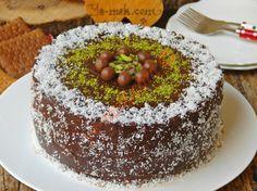 Bisküvili Pasta Resimli Tarifi - Yemek Tarifleri Appetizer Recipes, Appetizers, Pasta Cake, Turkish Delight, Turkish Recipes, Beautiful Cakes, Sweet Tooth, Biscotti, Deserts