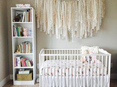 Baby Girl Nursery Decorations