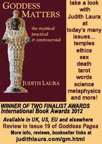 Goddess Matters, by Judith Laura