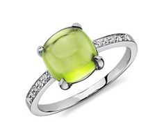 perfect August birthstone ring