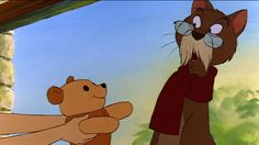 Rufus, 'The Rescuers' (1977)