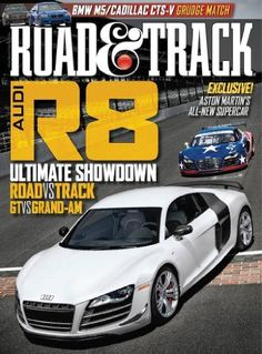 Road and Track (6-month introductory offer) $5.00