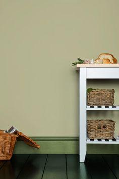 Farrow and Ball 'Stone White' Kitchen Paint Color Combos, Colour Schemes, Paint Colors, Farrow And Ball Paint, Farrow Ball, Wall Colors, Colours, Tuscan House, Grey Walls