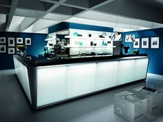 Italian Bar Furniture Design - Model  zerodieci