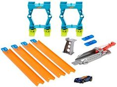 Amazon.com: Hot Wheels Track Builder Track Essentials Riser Pack: Toys & Games