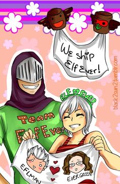 I could see Max selling the Tee, towel and Lisanna's headband at the Fairy Tail store... different versions for each couple.