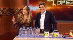 Jennifer Lopez Shares Her Top Beauty Secret: Jennifer Lopez talks about her beauty and health tips. Plus, why water is her best beauty trick.